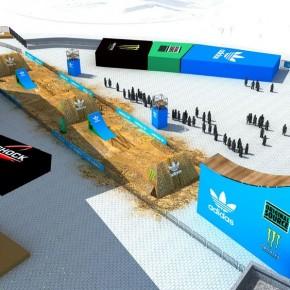 Adidas Ride the sky (PL)