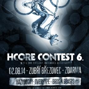 Hcore contest 6 - Pozvánka