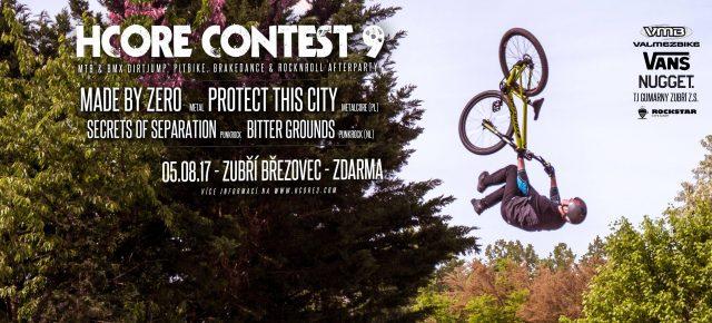 Pozvánka: Hcore contest 9
