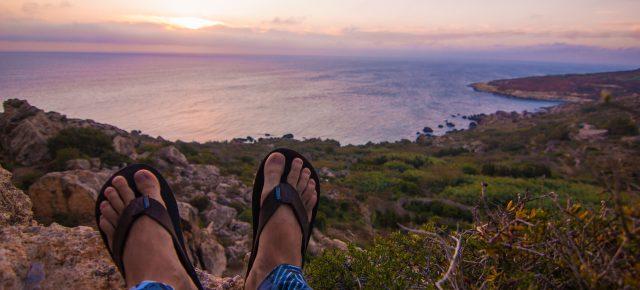 Camping in Malta