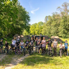 Rychlá ČR - Bikepark pojezd a Xcup forever